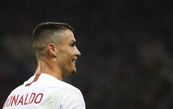 Napoli claim they rejected the chance to sign Cristiano Ronaldo