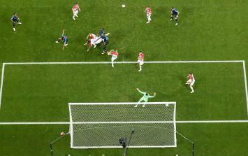 Football fans think Antoine Griezmann dived for France's opener