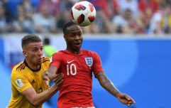 Jose Mourinho criticises Raheem Sterling after disappointing World Cup