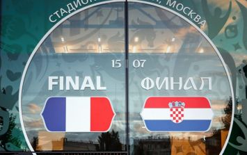 France and Croatia announce teams for World Cup final