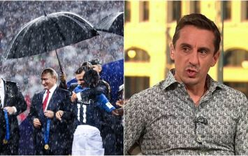 "Gary Neville's ""muppets"" comment was a lot of viewers' World Cup highlight"