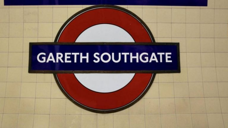 London Underground Station To Be Renamed After Gareth Southgate