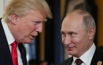 Trump sets the bar incredibly low for his meeting with Vladimir Putin