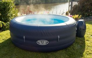 Amazon is selling a huge inflatable hot tub in bargain, cheapest ever 'Prime Day' sale