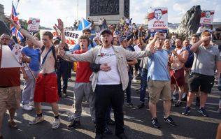 12 arrested during day of marches for Tommy Robinson and Donald Trump