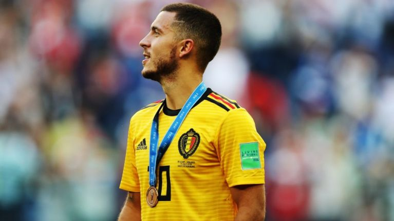 78a9b701cce Real Madrid launch massive bid for Eden Hazard and Thibaut Courtois ...