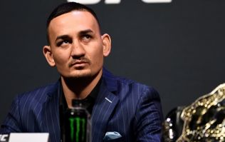 'Word on the street is Max Holloway got knocked out in training' - Michael Bisping