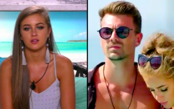 Everyone had the same response after Georgia and Sam split on Love Island