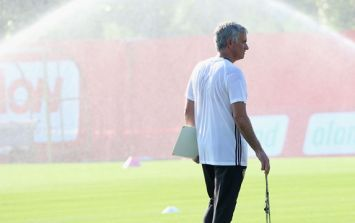 Fans are thrilled about the player who finished top of Man United's preseason fitness tests