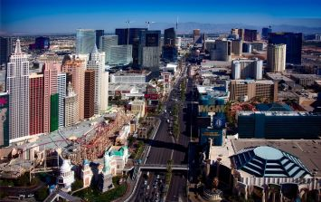 Las Vegas hotel sues victims of mass shooting