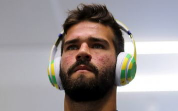 Liverpool cautiously optimistic of completing world-record deal for Alisson