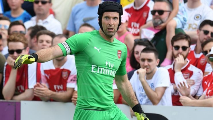 Petr Cech linked with one of the more surprising transfers of the summer