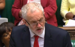 """Veteran Jewish Labour MP tells Corbyn """"you're a f***ing anti-semite"""" in Commons"""