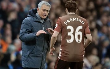 There's only one thing holding up Matteo Darmian's move to Juventus