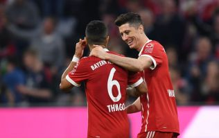 Manchester United considering moves for Robert Lewandowski and Thiago Alcantara