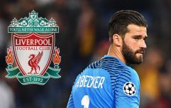 Two aspects of Alisson's game prove that Liverpool are right to spend so much on him