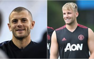 Jack Wilshere is the latest player to comment on Luke Shaw's new look