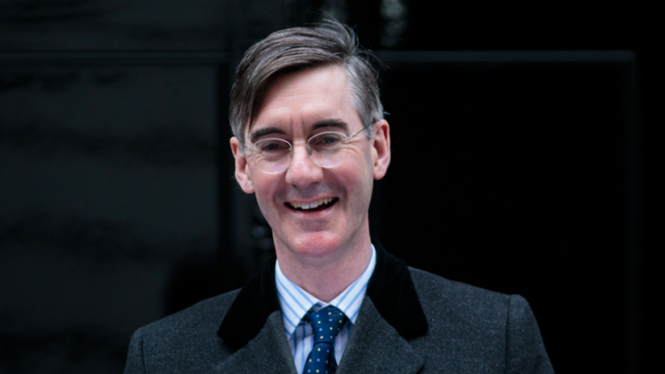 """Jacob Rees-Mogg now """"running our country"""" claims Tory MP Anna Soubry"""