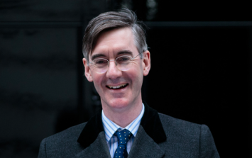 "Jacob Rees-Mogg now ""running our country"" claims Tory MP Anna Soubry"