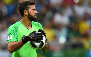 Liverpool close in on Alisson after agreeing mega £66m deal with Roma