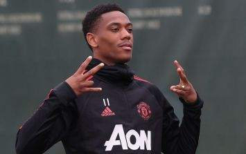 José Mourinho appears to confirm Anthony Martial will stay at Manchester United this summer