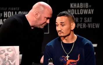 UFC star's use of Conor McGregor negotiation tactic failed to work on Dana White