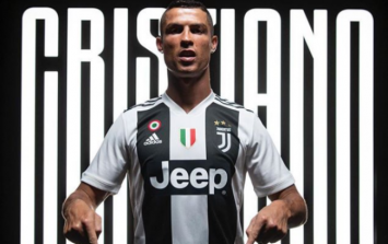 Cristiano Ronaldo's post about joining Juventus was Instagram's fifth most like picture ever