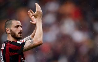 Leonardo Bonucci set to leave AC Milan for Champions League football after only one season