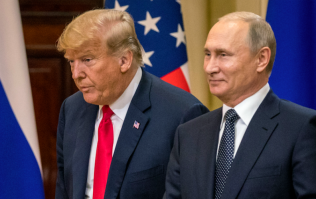 Trump says he holds Putin personally responsible for US election interference