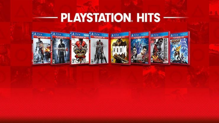 A huge selection of PlayStation 4 classics are now available for just £20
