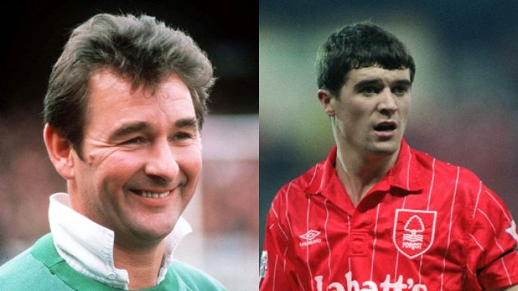 Brian Clough anecdote shows how highly he rated Roy Keane