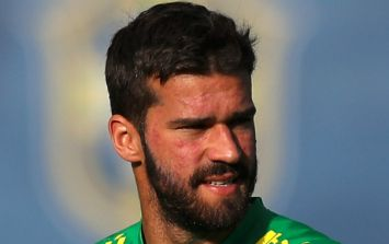 Liverpool complete world record £65m transfer of Alisson