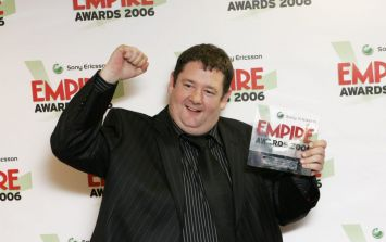 Johnny Vegas has lost a huge amount of weight and looks unrecognisable