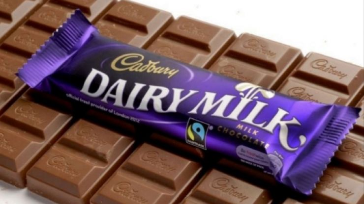 Dairy Milk bars will have 30% less sugar from now on