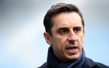 Gary Neville defends Salford City signing Ireland striker Adam Rooney