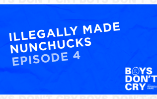 Illegally Made Nunchucks   Boys Don't Cry with Russell Kane - Episode 4