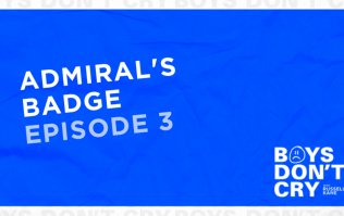 Admiral's Badge | Boys Don't Cry with Russell Kane - Episode 3
