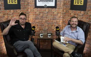 Unfiltered with James O'Brien | Episode 39: Danny Wallace