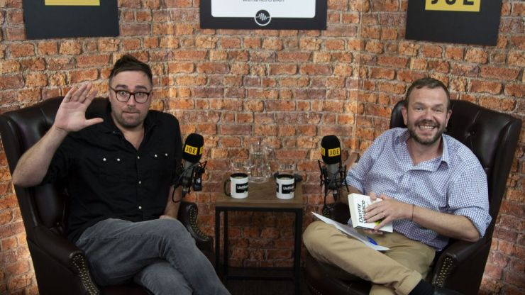Unfiltered with James O'Brien   Episode 39: Danny Wallace