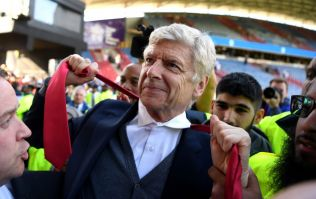 Arsene Wenger linked with return to management with Japan