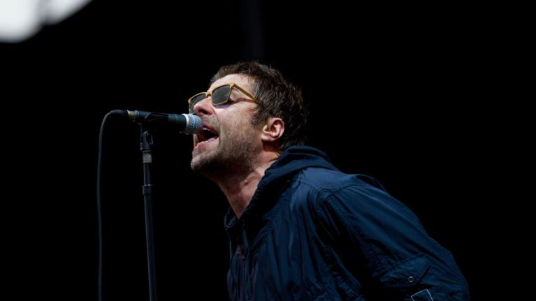 Man City and Wembley Stadium embroiled in spat over Liam Gallagher tweet