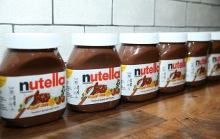 Graphic showing Nutella's nutritional content will put you off your toast