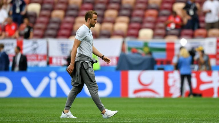 WATCH: Harry Kane gets typically Scottish welcome at Open appearance