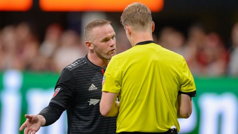 Wayne Rooney had something of a shocker in first start for D.C. United