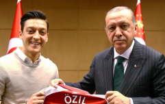 "Mesut Ozil issues Erdogan statement, hits out at ""right-wing propaganda"" in Germany"