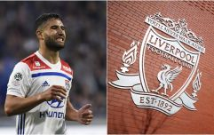 Lyon president reveals chances of Nabil Fekir's move to Liverpool going ahead