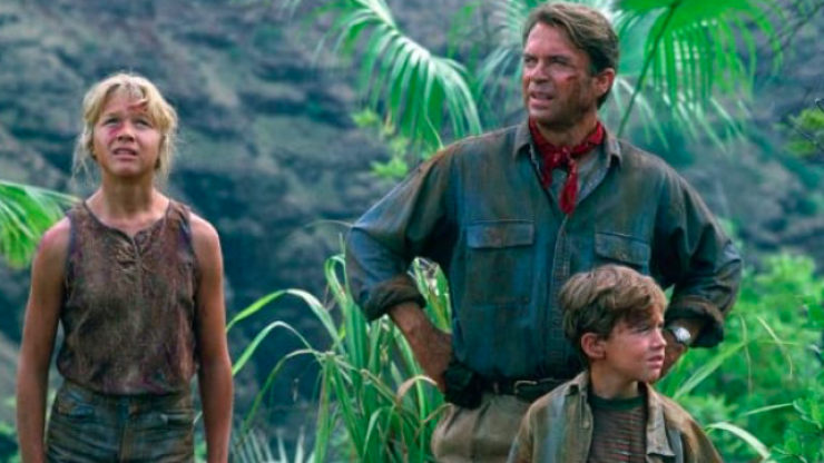 The kids from Jurassic Park are barely recognisable 25 years after the film's release