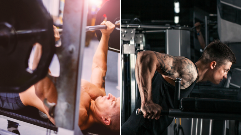 Looking for superior results? Weight train with super sets