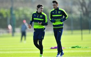 Hector Bellerin defends Mesut Ozil's decision to quit Germany team over racism