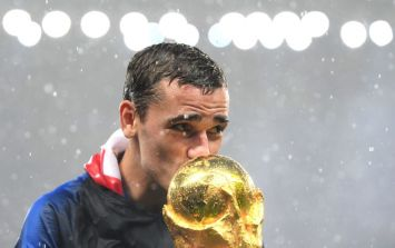Antoine Griezmann wants NBA-style rings for France's World Cup winners